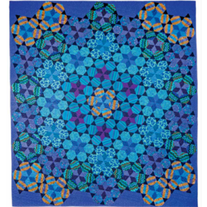 Bold Hexagons Kaffe Fassett, Quilts in America
