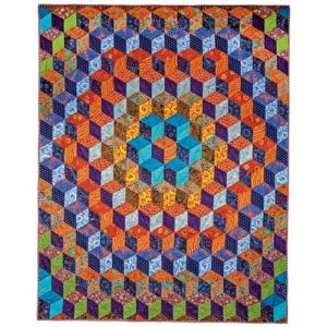 Giant Blocks Kaffe Fassett, Quilts in America