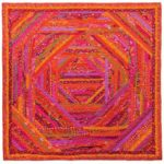 Red Ribbons Kaffe Fassett, Quilts in America