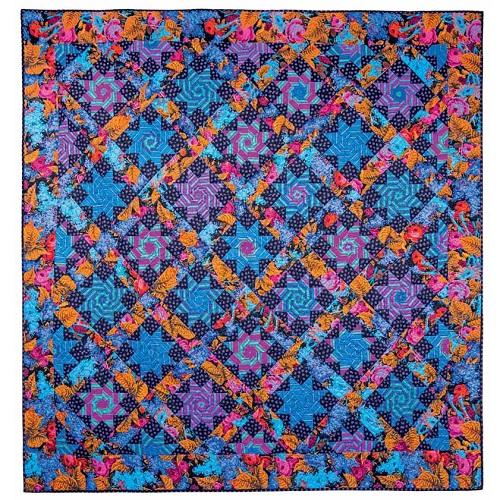 Tippercanoe and Tyler Too Kaffe Fassett, Quilts in America