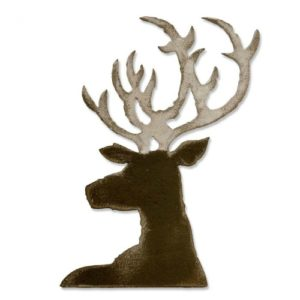 Sizzix 661606 Dashing Deer