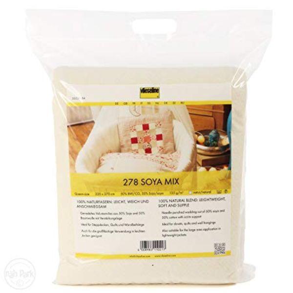 278 Soya Mix Wadding