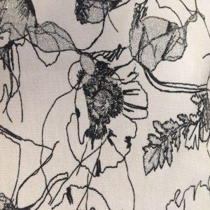 3750 Sketch Jersey Dress Fabric
