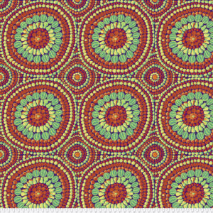 108inch Backing QBGP003-2Redx Kaffe Fassett Collective