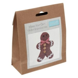 Crochet kit GCK029 Gingerbread Man