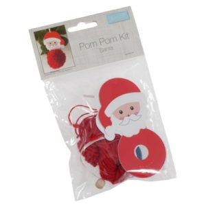 Pom Pom Santa GCK051