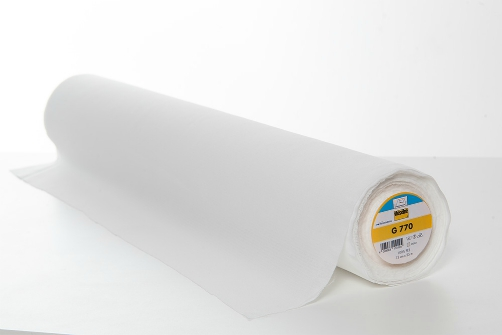 G770 Fusible Woven Interlining universally applicable 4008983110194