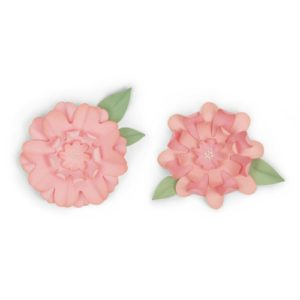 sizzix 662635 Flowers with Leaves