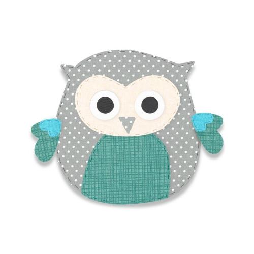 sizzix 663383 Owl