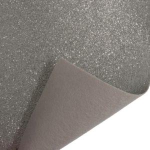 Glitter Felt Roll GFR02-3 1m x 45cm Silver