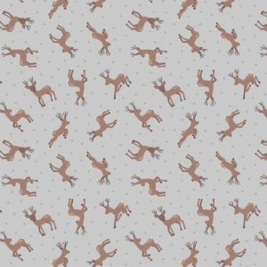 deer asm11-1 small things country creatures grey