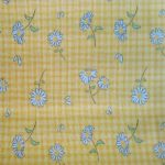 Cottage Garden Gingham and daisy 2320-04