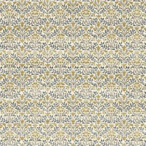 Montagu Fabric PWWM021FawnX Bellflowers