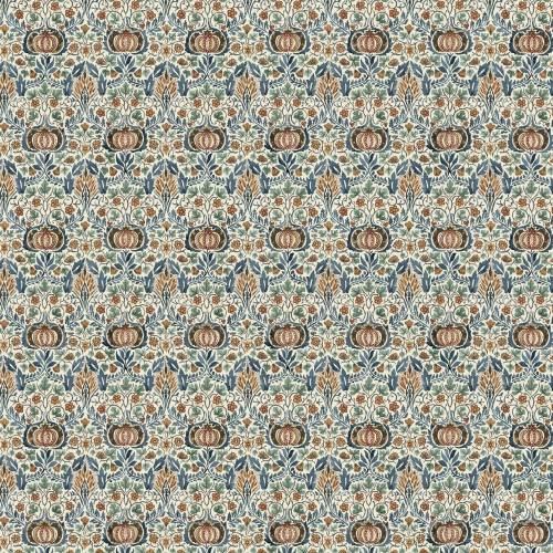 Montagu Fabric PWWM016Forest Little Chintz