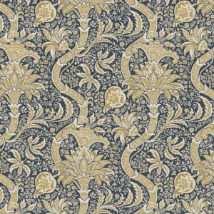 Montagu Fabric PWWM017FawnX Indian