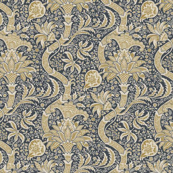 Montagu Fabric PWWM017FawnX Indian