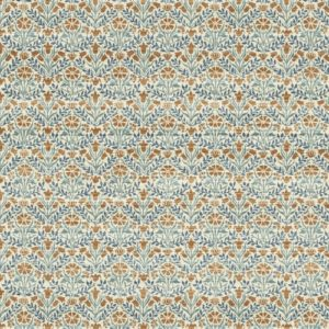 Montagu Fabric PWWM021Forest Bellflowers