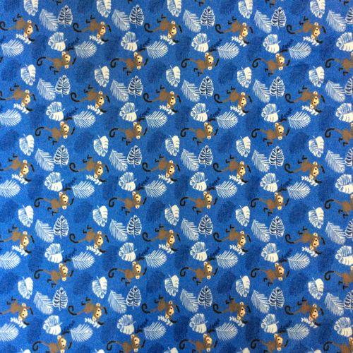 Flannel 130.295.3006 Monkeys