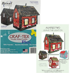 at614 double-sided house kit