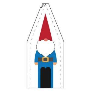 Gnome Tuffet Pattern no.301