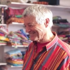 Kaffe Fassett & Brandon Mably Workshops