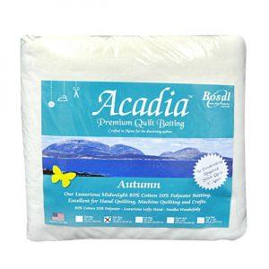 acadia autumn