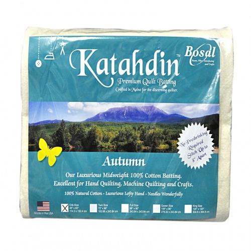 katahdin autumn 395K-crib pre-shrunk