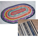 The Jelly Roll Rug