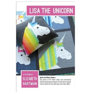 lisa unicorn pattern ehp038