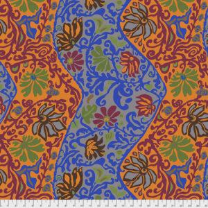 Bali Brocade PWBM069.Ochre