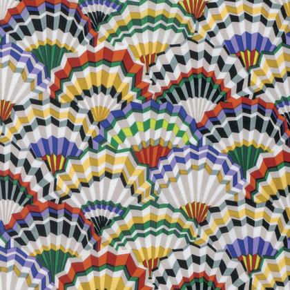 Paper Fans PWGP143.contrast