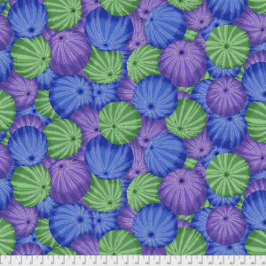 Sea Urchins PWPJ 100.blue