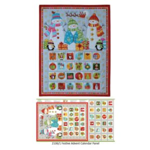 Festive Advent Calendar 2106-1