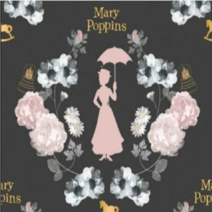 Mary Poppins 2464-02 Damask