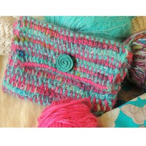 Tunisian Crochet Workshop Image