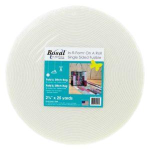 Single-sided fusible foam 495S-25