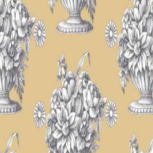 Stone Flower QBGP0052Beige Extrawide