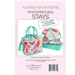 poppins bag pattern AT629-mini