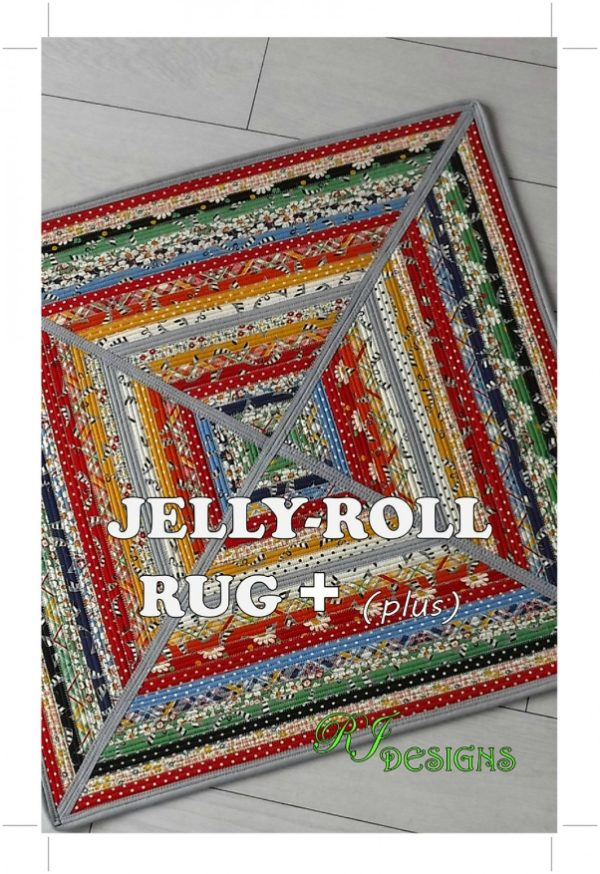 Jelly Roll Rug Plus RJD140