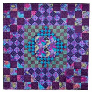 Dark Gameboard, Kaffe Fassett