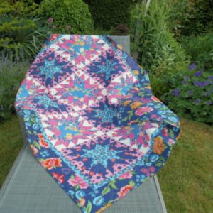 Patchwork Quilt, Cushion & Bag Kits