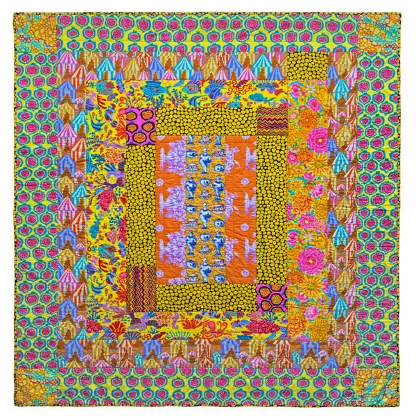 Sunny Beyond the Border, Quilts in the Cotswolds