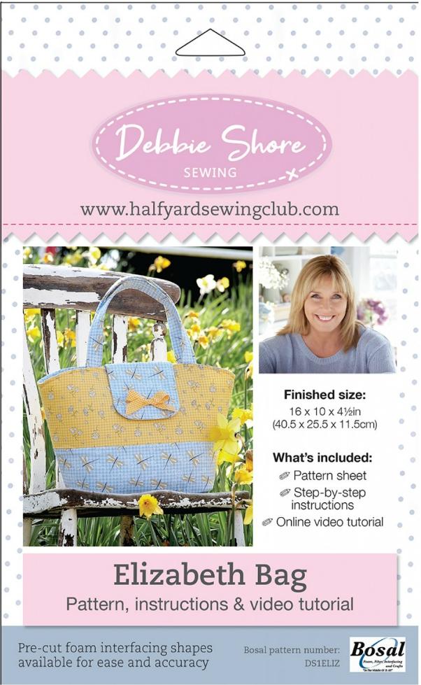 Elizabeth Bag Pattern DS1ELIZ