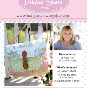Shelley Bag Pattern DS1SHEL