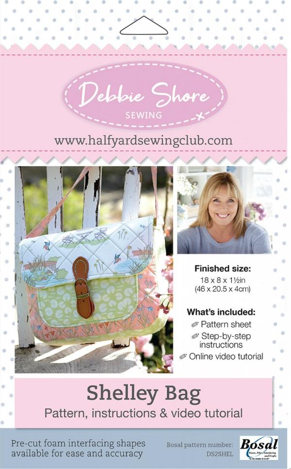 Shelley Bag Pattern DS1SHEL