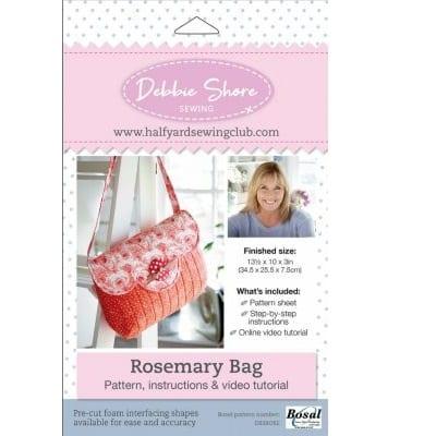 Debbie Shore Rosemary Bag Pattern