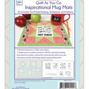 JT1442-Teachers pet mug mat