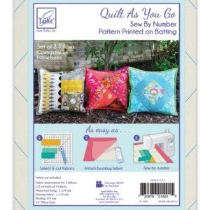 JT1491 Pillows 3-pack