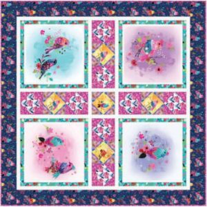 Bright Ideas Quilt PDF