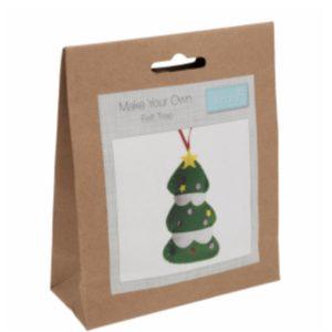 Felt Kit Xmas Tree-GCK008